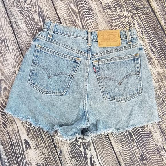 Levi's Pants - VINTAGE Levi's Denim Shorts